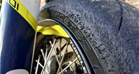 Motorcycle Tyre Wear Problems and Damage: All You Should Know