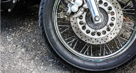 Motorcycle Tyres: What You Should Know about the Temperature and Grip