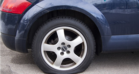 No Spare Tyre? A Car Puncture Repair Kit May Save You