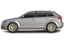 Tyres Recommended For Audi A3 Oponeoie