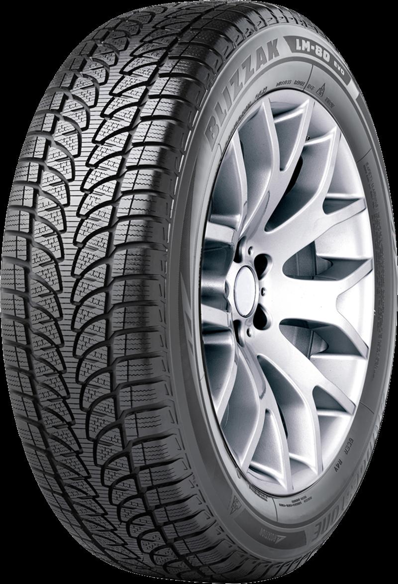 Bridgestone Blizzak LM80 Evo pneu