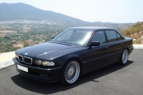 Tyres Recommended For BMW Alpina B Oponeoie - Bmw alpina e38