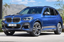 Tyres Recommended for BMW X3 » Oponeo ie