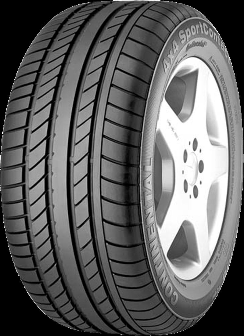 Continental Conti-4x4SportContact pneu