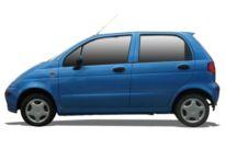 Tyres Recomded for Daewoo Matiz » Oponeo.ie