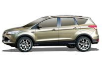 Tyres For Ford Kuga Suv Ii