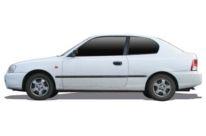 2000 hyundai accent tire size