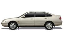 1997 mazda 626 tire size