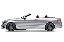 tyres for Mercedes C-Class Cabrio A205 FL