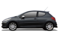 Tyres Recommended For Peugeot 207 Oponeoie