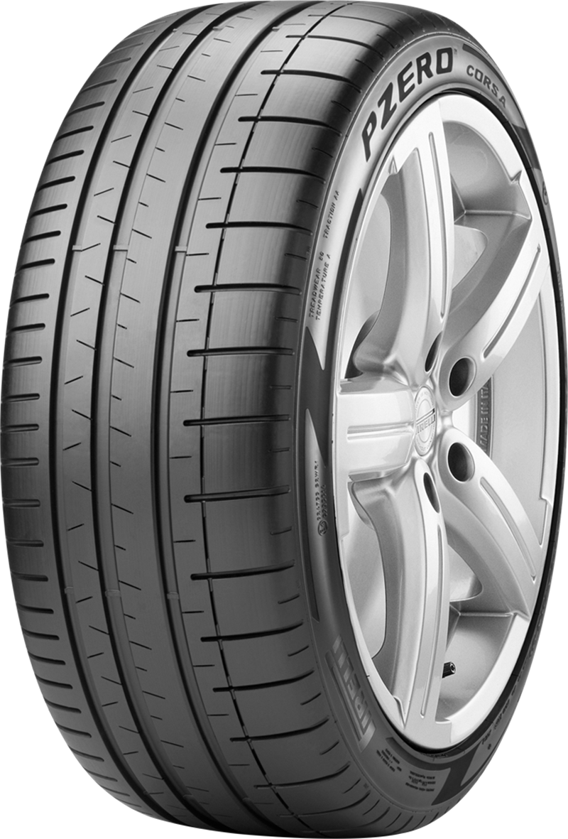 Pirelli P Zero Corsa System Asimmetrico Right (semi Slick) (*)