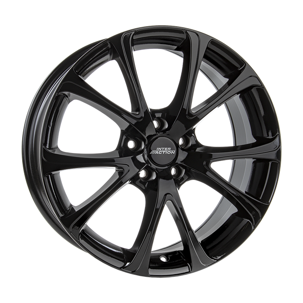 INTER ACTION PULSAR BLACK GLOSS 6,00x15 4x98,00 ET35,00