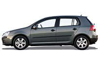 tyres for VW Golf Hatchback V