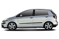 tyres for VW Golf Plus V